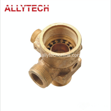 Custom Brass Die Casting Parts