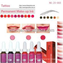 Goochie Maquiagem Permanente Tatuagem Pigmento / Tinta