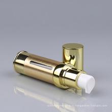Алюминиевая бутылка с безвоздушного насос лосьона (NAB10)