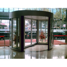 2-Wing Automatic Revolving Door