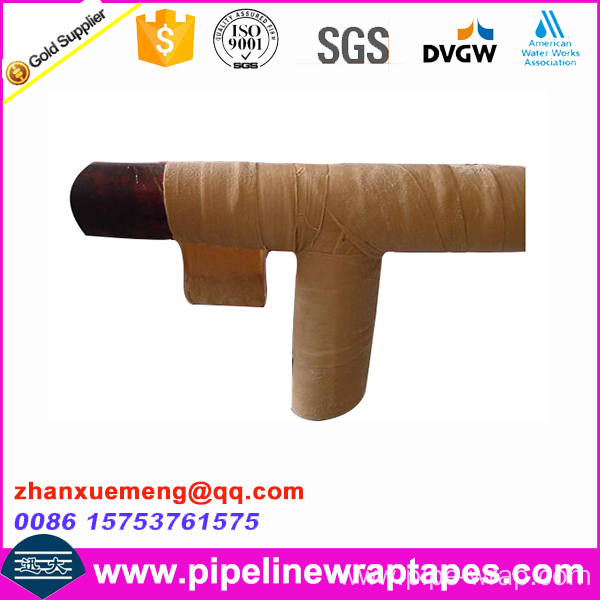 50 Years Performance Grease Fiber Anti-corrosion Tape