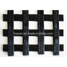 Polyester/Pet Geogrid in High Quality Reinforcement for Railway and Airport Construction