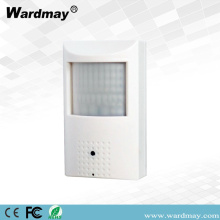 1.0MP Mini Smoke Detector Mai Gyara kyamarar IP