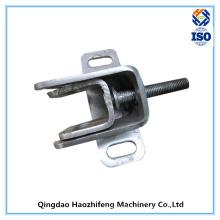 Bloco de parada de aço inoxidável personalizado pelo processo forjado de gota