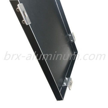Anodized Aluminum Alloy Plate for Curtain Wall
