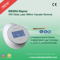 Rbs02 980nm Диодная лазерная машина для снятия вены с паутины