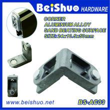 Coin de joint de haute qualité pour profil en aluminium