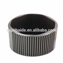 Plattiert Edelstahl Teile, CNC Edelstahl Teile Hersteller