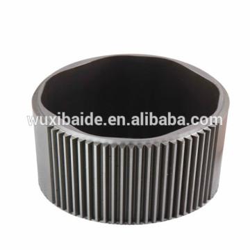 Pièces en acier inoxydable plaqué, fabricant de pièces en acier inoxydable cnc