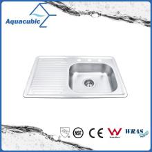 Dissipador modificado com aço inoxidável acessível (ACS8050CR)