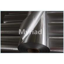 Alumínio isolamento de folha de vedação a quente para barreira de vapor