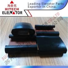 Rampe d'escalier / Main courante en caoutchouc / usure