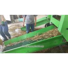 Presse à balles carrées entièrement automatique pour ensilage de maïs