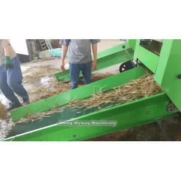 Vollautomatische Maissilage-Hochdruckpresse