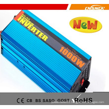 12V 24V to 110V 220V Pure Sine Wave Inverter 1kw Power Inverter 1000W