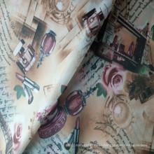Polyester Taffeta Printed Lining Fabric/Printed Lining/Printted Taffeta Lining