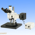 Microscopio metalúrgico vertical de alta calidad profesional (Mlm-100bd)
