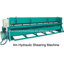 hydraulic metal sheet cutter machine