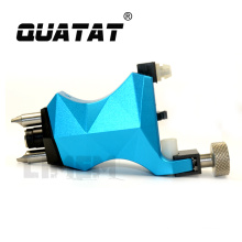 High quality QUATAT aluminum rotary tattoo machine blue QRT09 OEM Accepted