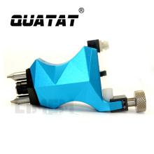 OEM rotatório de alumínio de alta qualidade da máquina QRT09 azul da tatuagem da tatuagem de QUATAT aceitado