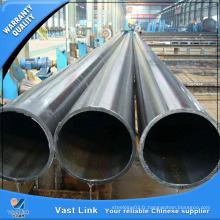 Tuyau en acier inoxydable de haute qualité pour la construction navale
