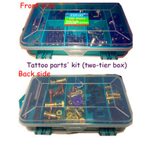 Kit de pièces de machine à tatouer en gros