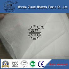 Tissu non-tissé spunboné pp de SSS hydrophile pour des matériaux de couche-culotte de bébé