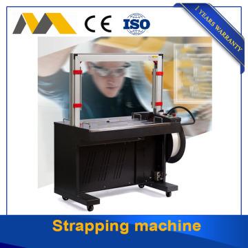 Máquina de tira de papelão para venda de fábrica com correia PP