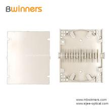 Caja de empalme de fibra óptica a prueba de agua de 12 núcleos