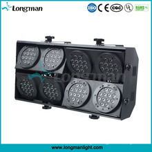 Indoor LED Stage Blinder Light with RGBW 96*3W Epistar LED