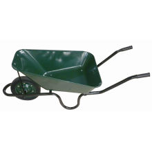 Wheel Barrow With Rubber Wheels