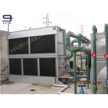 122 Ton Closed Circuit Cross Flow GHM-3100 Kühlturm füllen Nicht runde Kältemaschine für Zwischenfrequenz Ofen