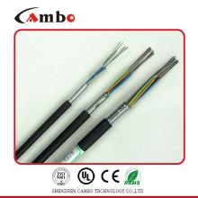 Buried / Duct / Aerial Применение mettalic tape armored multi pairs SM / MM Оптимизированное лазерное волокно