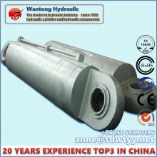 Cilindro hidráulico de 50 y 100 toneladas para barreras / puentes / equipo de minería