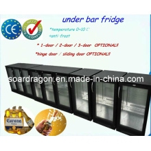 Hotel Mini Fridge with Single Glass Door Wgl-98