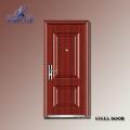 Puerta de acero de 45 mm de grosor
