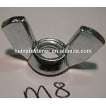 DIN315 M8 m10 Stainless steel Wing Nut