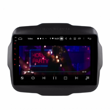 2019 hot android 9.0 car audio Renegade 2016