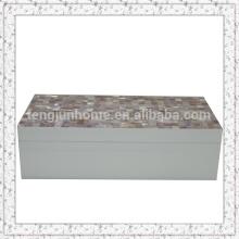 Матерчатый перламутр коробочка с коробочкой