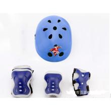 Helmet and Protective Gear Set Ck-1006