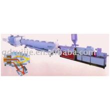 Chaîne de production de pipe de mur plein de PA/PP/PE