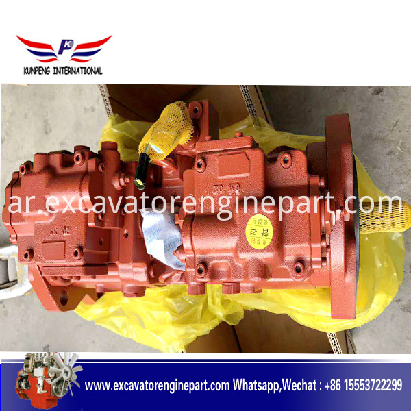 Kawasaki K3v112 Main Pump For Jcb Js220 Hydraulic Pump
