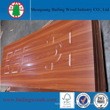 New Style Model Steel Security Doorskin