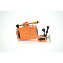 Orange Old Skipper Motor Tattoo Machine Equipment