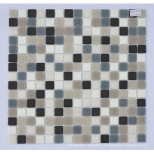 Grey Withdot Glass Mosaic 4USD Per M2 Chinese Production
