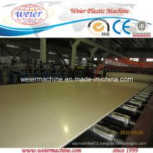 3-20mm PVC Celuka Rigid Furniture Foam Board Extrusion Line