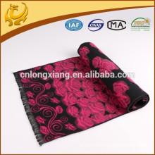 Atacado Beautiful Style Viscose Scarf Floral