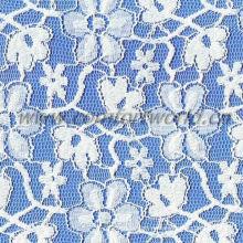 Котто кружевной ткани для одежды женщина