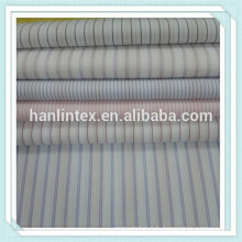 Toile en coton polyester haute qualité / haute qualité en tissu à chevrons en gros