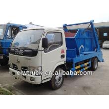 4T garbage truck,refuse garbage truck,container garbage truck